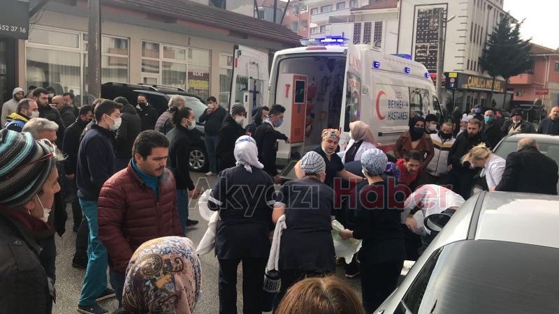 Silahlı saldırı dehşetinde Akyazılı iş adamı öldü