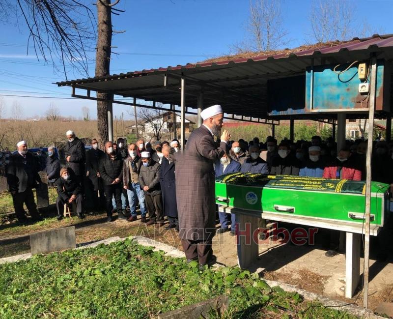 Cinayete kurban giden Ali Atmaca'ya acı veda