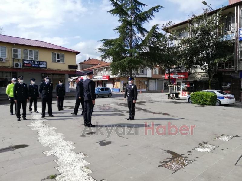 Türk Polis Teşkilatı'nın 176'ncı yılı kutlandı