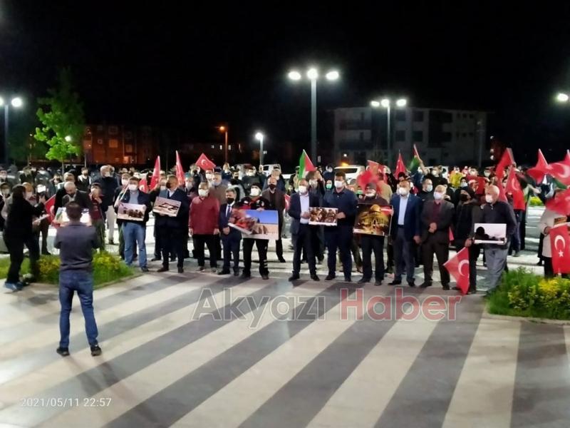 İsrail'e tepki, Filistin'e destek konvoyu