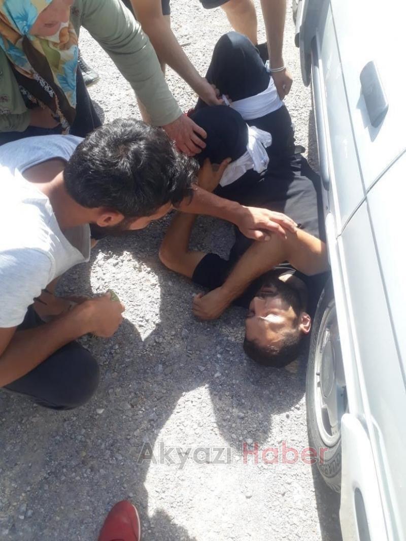 Polis tartıştığı kayınbiraderini vurdu