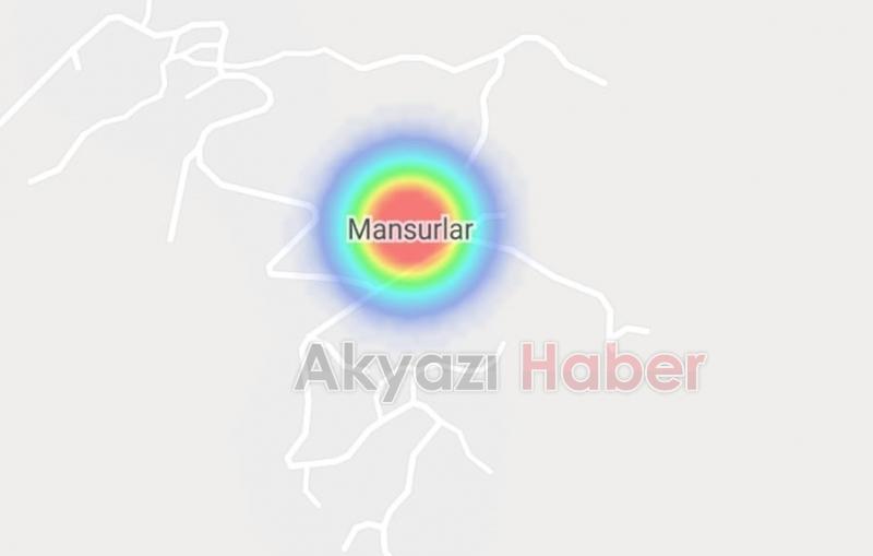 Akyazı'nın korona haritasında son durum