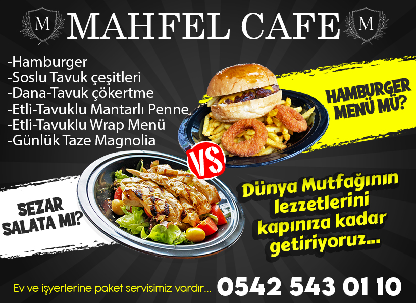 Mahfel Cafe