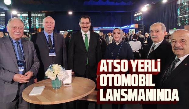 ATSO Yerli Otomobil Lansmanında - Akyazı Haber Akyazı'nın ...